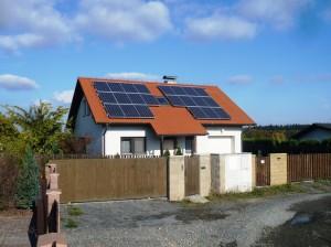 Fotovoltaika na RD
