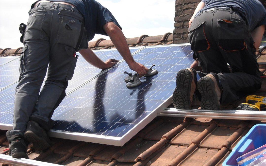 Jak zapojit solární panely?